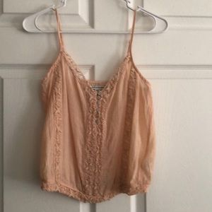 American Eagle | Pink Tank Top
